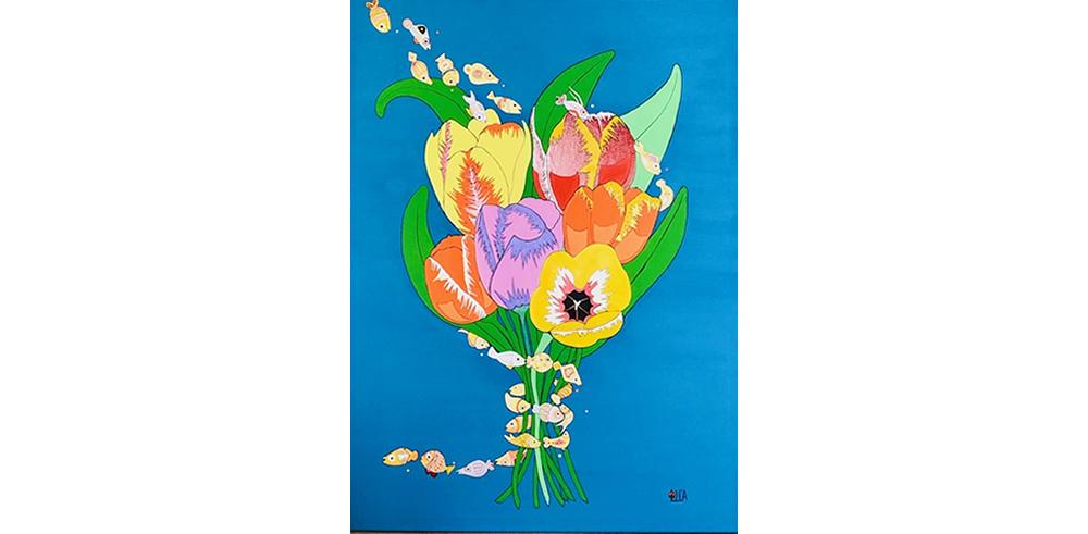 En honor a los tulipanes